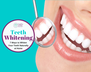Zoom Teeth Whitening by Healthy Smiles Dental Group