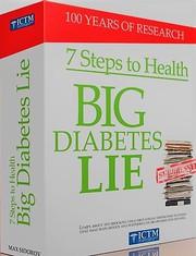 The Diabetes Lie