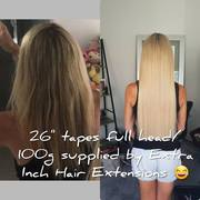 Extra Inch Hair Extensions