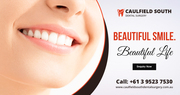Avail Cosmetic Dentistry in Caulfield for Cheap